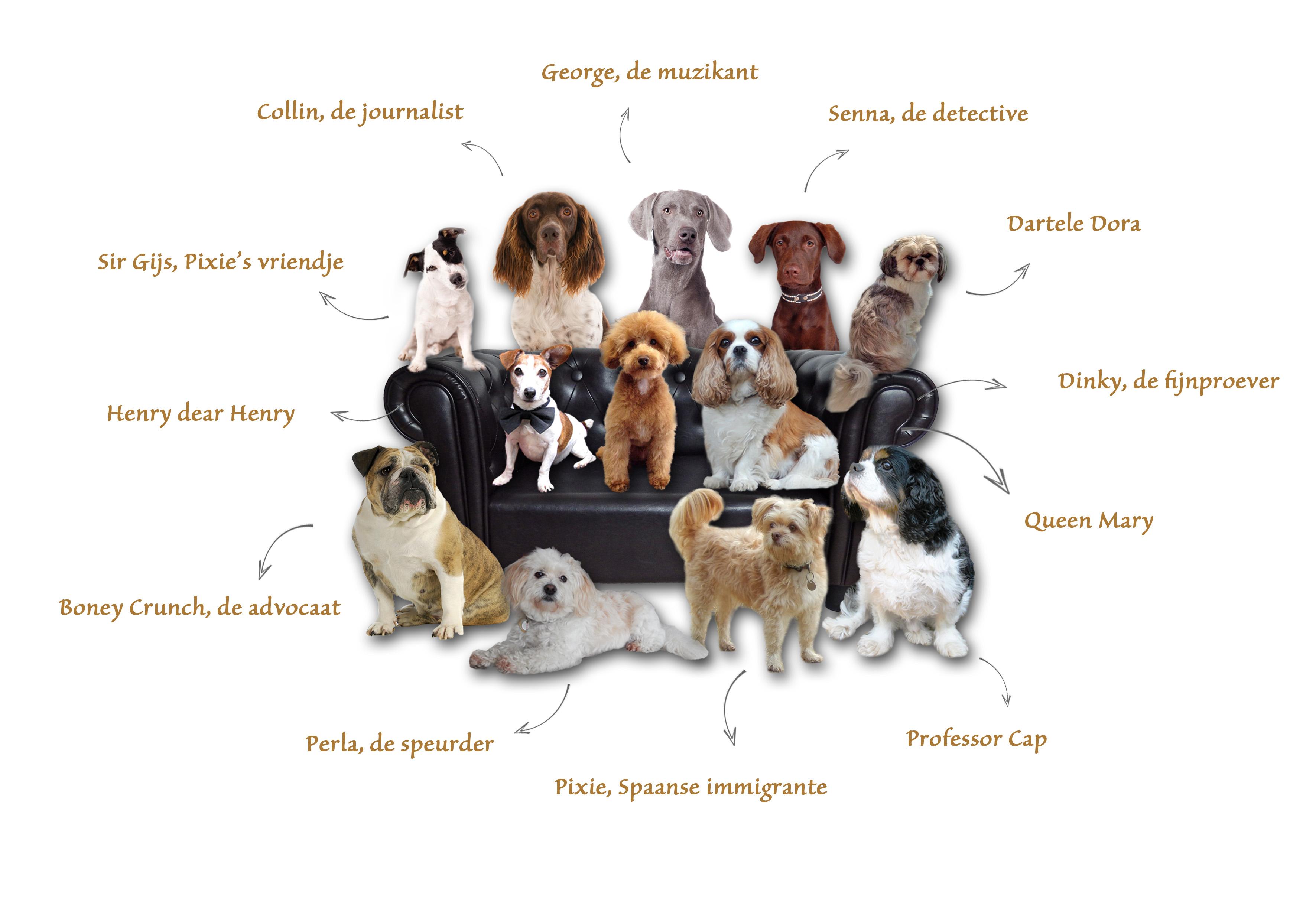 honden webiste